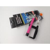 Buy cheap Handheld USB Wireless bluetooth Telescopic Selfie Stick for mobile phone product