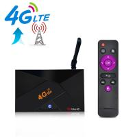 Buy cheap South Africa America 4G LTE Android tv box with 3G 4G sim card RK3229 Rockchip 1GB Ram 8GB Rom smart tv box G40 from wholesalers