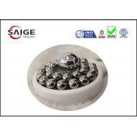 Buy cheap Round Solid Chrome Steel Balls 3/16 Inch Chromium Steel Balls 4.7625mm Diameter product
