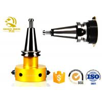Buy cheap Tungsten Steel CNC Milling Head Milling Drilling Angle Head 50-100 Mm Overall Length from wholesalers