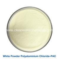 Buy cheap White Polyaluminum Chloride  for Drinking Water Treatment from wholesalers
