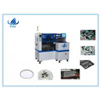 Buy cheap Bulb Light SMT Mounting Machine HT-E5S LED Production Line Chip Shooter 380AC 50Hz from wholesalers