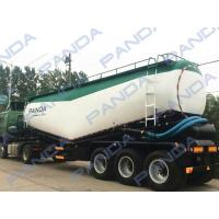 Buy cheap 2016 Top Ranking Bulk Cement Tank Semi Trailer /Cement Powder Tanker Transport For Sale from wholesalers