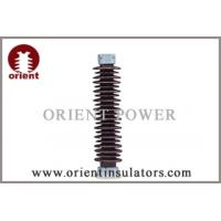 Buy cheap 66kv station post porcelain insulators from wholesalers