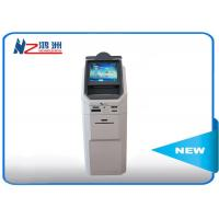 Buy cheap 42 Inch Touch Screen Interactive Self Service Terminal Kiosk With Thermal Printer from wholesalers