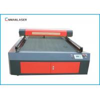 Buy cheap 1325 Metal CO2 Laser Cutting Machine Mixed CO2 150w Knife Worktable from wholesalers
