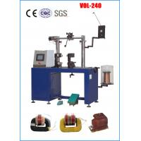 Buy cheap China best supplier coil winding machine for insulator cylinder product