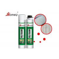 Buy cheap Waterproof PU Foam Spray For Heat Preservation Soundproofing Insulation from wholesalers