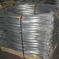 Buy cheap Single or Double Loop Bale Wire/Bale Tie Wire from wholesalers