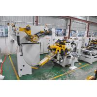 Buy cheap High Speed Coil Feeder Straightener Stamping And Leveling Machine For Sheet Metal from wholesalers