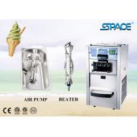 Buy cheap Low Noise Two Hopper Table Top Ice Cream Making Machine With Self - Check from wholesalers