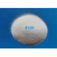 China Stainless Steel Surface Finish Ceramic Polishing Media B120 B60 2.3 G/Cm3 Bulk Density on sale