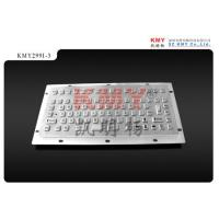 Buy cheap Information Kiosk Metal Numeric Keypad For Laptop , Vandal Proof from wholesalers