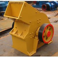 Buy cheap Mobile Medium Jaw Crusher Machine Crushing Hammer Crusher For Coal , Salt , Chalk from wholesalers