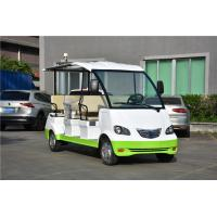 Buy cheap Lead Acid Battery Powered Electric Sightseeing Car 8 Passenger , Recharge Time 8 ~ 10h from wholesalers