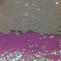 Buy cheap Economical Stretch Sequin Fabric  Rolls Sheets Customizable Size Shape Anti Scratch from wholesalers