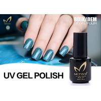Non - Acid High Gross Cat Eye Gel Nail Polish That Changes Color No Fade