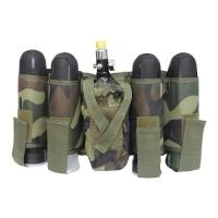 Buy cheap Durable Paintball Tactical Gear 4+1 Harness Pack For Camping Game Using from wholesalers
