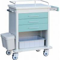 Buy cheap Hospital hand cart, hand trolley JH-MT003, Medical cart, hospital trolley, hand trolley for hospital use from wholesalers
