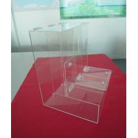 Buy cheap Counter Candy Store Acrylic Display Case / Storage Cases for Collectibles product