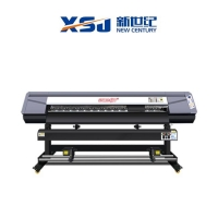 Buy cheap 4720 Head 1800MM 1400DPI Epson Wide Format Inkjet Printer from wholesalers