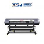 Buy cheap SJ-3180TS 2pcs Dx5 Canvas Stormjet Inkjet Printer from wholesalers