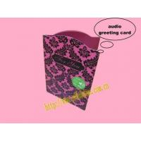 Buy cheap Talking Greeting Card from wholesalers