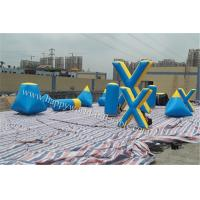 Buy cheap inflatable paintball bunkers , inflatable paintball field , paintball fields for sale from wholesalers