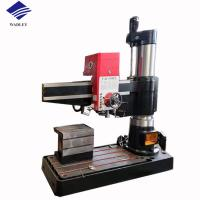 Buy cheap Industry 32mm 40mm 50mm 63mm 80mm Diameter Radial Arm Press Drilling Machine from wholesalers
