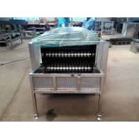 Buy cheap SS304 SS316 Chicken poultry slaughting machine Scalding machine primary Plucker Blood slots Electric stunning machine from wholesalers
