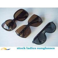 Buy cheap stock stocklot closeout overstock surplus Ladies sunglasses from wholesalers