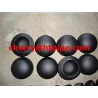 Buy cheap ASTM A234 GR WPB cap from wholesalers