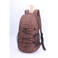 Buy cheap Factory professional custom eopard print drawstring backpack for boys product