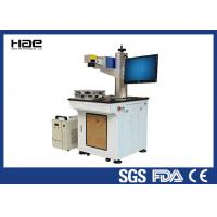 Buy cheap Compact 3W UV Laser Marking Machine System Air Cooling For Glass / Plastic from wholesalers
