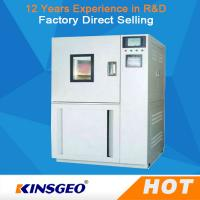 Buy cheap KJ-9033 Temperature Humidity Test Chamber With PLC Touch Screen Controller from wholesalers