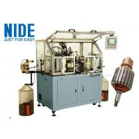 Buy cheap Automatic electric motor armature winding machine for Meat Grinder and Mixer Motor rotor from wholesalers