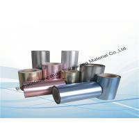 Buy cheap High Glossy Finish Aluminized Mylar Polyester Film Single Sided Multiple from wholesalers