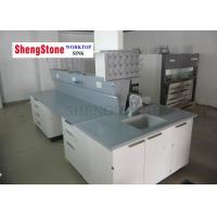 Buy cheap Physics Lab Epoxy Resin Worktop With 19mm Thickness product