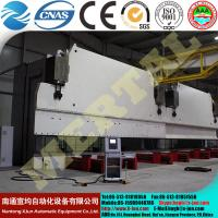 Buy cheap Metal Plate Atuomaitic CNC Press Brake Machinery High Efficiency and High Precision from wholesalers
