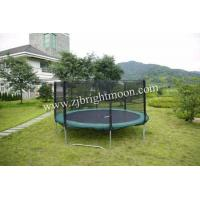 Buy cheap 14ft Trampoline with Safety Net(TUV-GS Approved) from wholesalers
