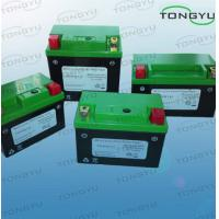 Buy cheap Motorcycle LiFePO4 Starter Battery 12V To Replace Old Lead Acid Battery from wholesalers