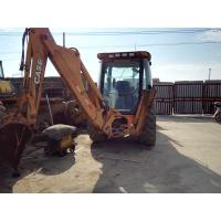 Buy cheap 4WD Used CASE 580M Backhoe Loader 95hp Engine Power Original Color 812 Work Hours from wholesalers