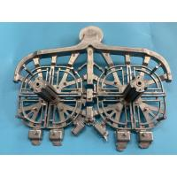 Buy cheap Custom Precision Metal Casting Die Casting Extruded With Reliability Testing from wholesalers