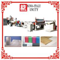 Buy cheap Hot sale Pe sheet machine from wholesalers