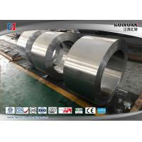Buy cheap Durable Ball Vavle Body Stainless Steel Forging Parts For Petroleum Refining from wholesalers