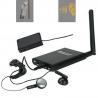 Buy cheap 300M Wireless Transmission Hardline RF Audio Spy GSM Listening Bug from wholesalers