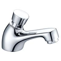 Buy cheap ENGNHAS EG-D-05 Time Delay Auto Off Chrome Brass WC Basin Faucet from wholesalers
