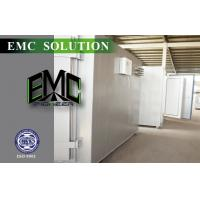 Buy cheap Electronic Modular EMI / RF shielding room For Electronic Equipment from wholesalers