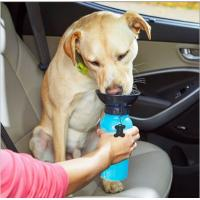 Buy cheap 2017 hot auto dog mug,pet cup out drinking water,newest travel dog water bottle  china supplier  Pet Outdoor Water Drink from wholesalers