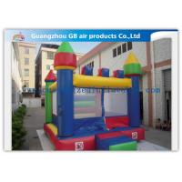 Buy cheap Classic Kids Blow Up Inflatable Bouncy Castle For Children Playground product